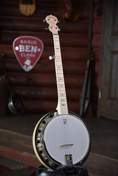 Deering Goodtime Two 5-String Resonator Banjo