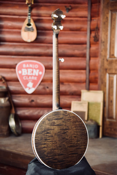 Pre-Owned Deering John Hartford Lightweight 5-String Bluegrass Banjo With Case