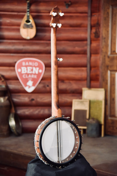 Deering Vega Little Wonder 5-String Openback Banjo With Case
