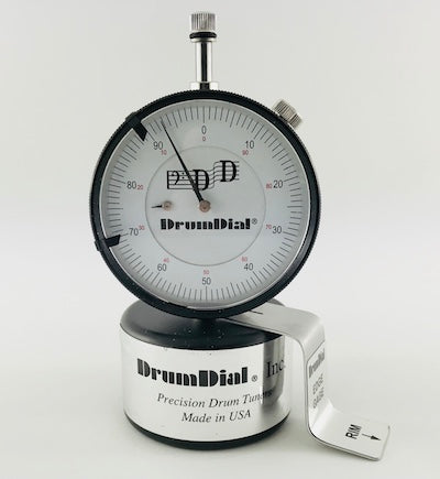 Drum Dial Banjo Head Tension Gauge