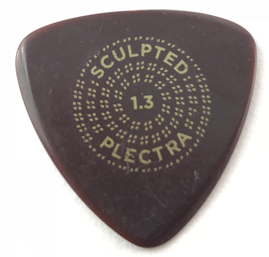 Dunlop Primetone Small Triangular Ultex Flat Pick