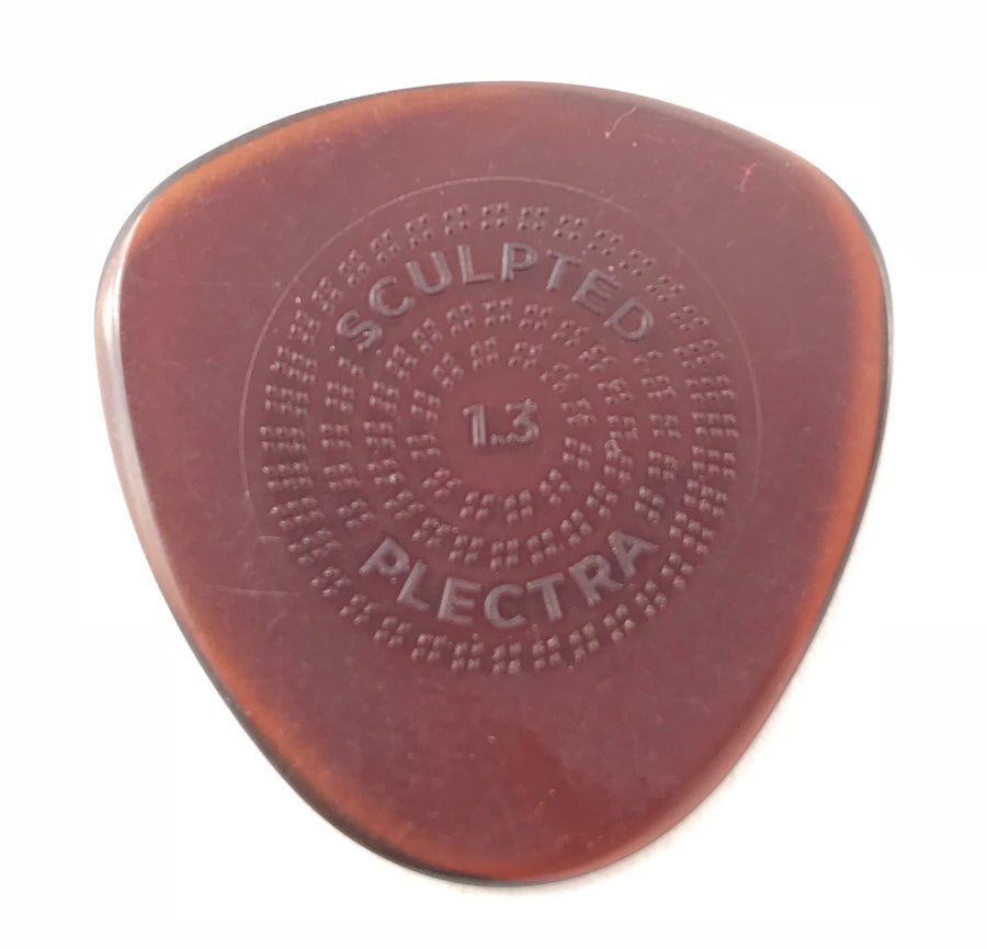 Dunlop Primetone Rounded Ultex Flat Pick