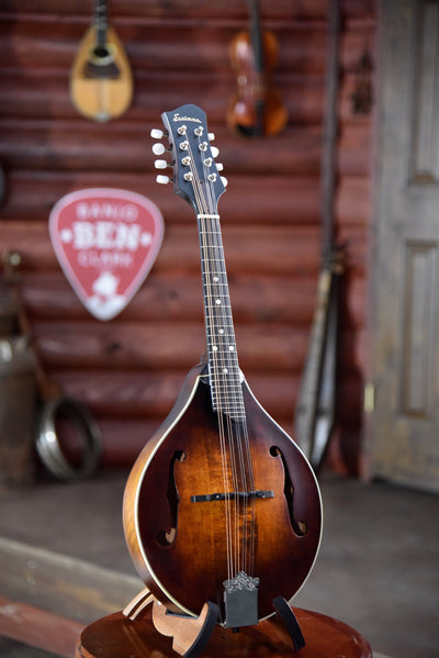 Eastman MD305 A-Style Mandolin With Case