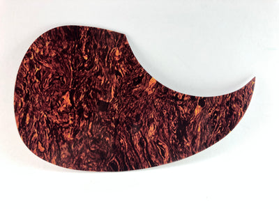 Golden Gate Acoustic Guitar Tortoise Pickguards - Choose Color