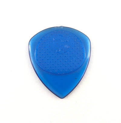 Fred Kelly 2mm Polycarbonate Flat Pick- Available in Red and Blue