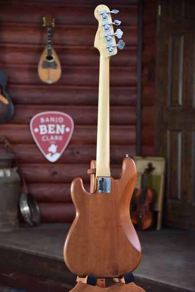 "SOLD: Used ""Like New"" Fender American Special Precision Bass Guitar With Case"