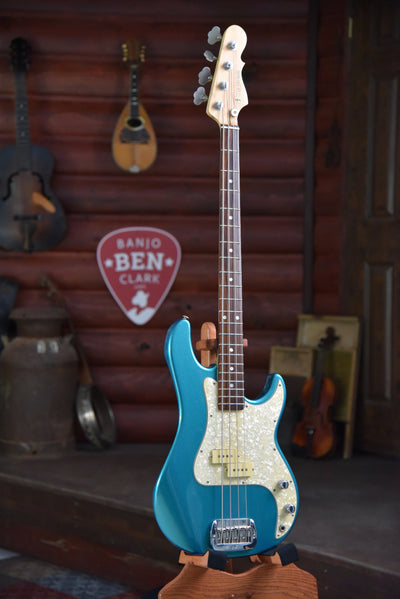 "SOLD: Used ""Like New"" G&L LB-100 Bass Guitar With Case"