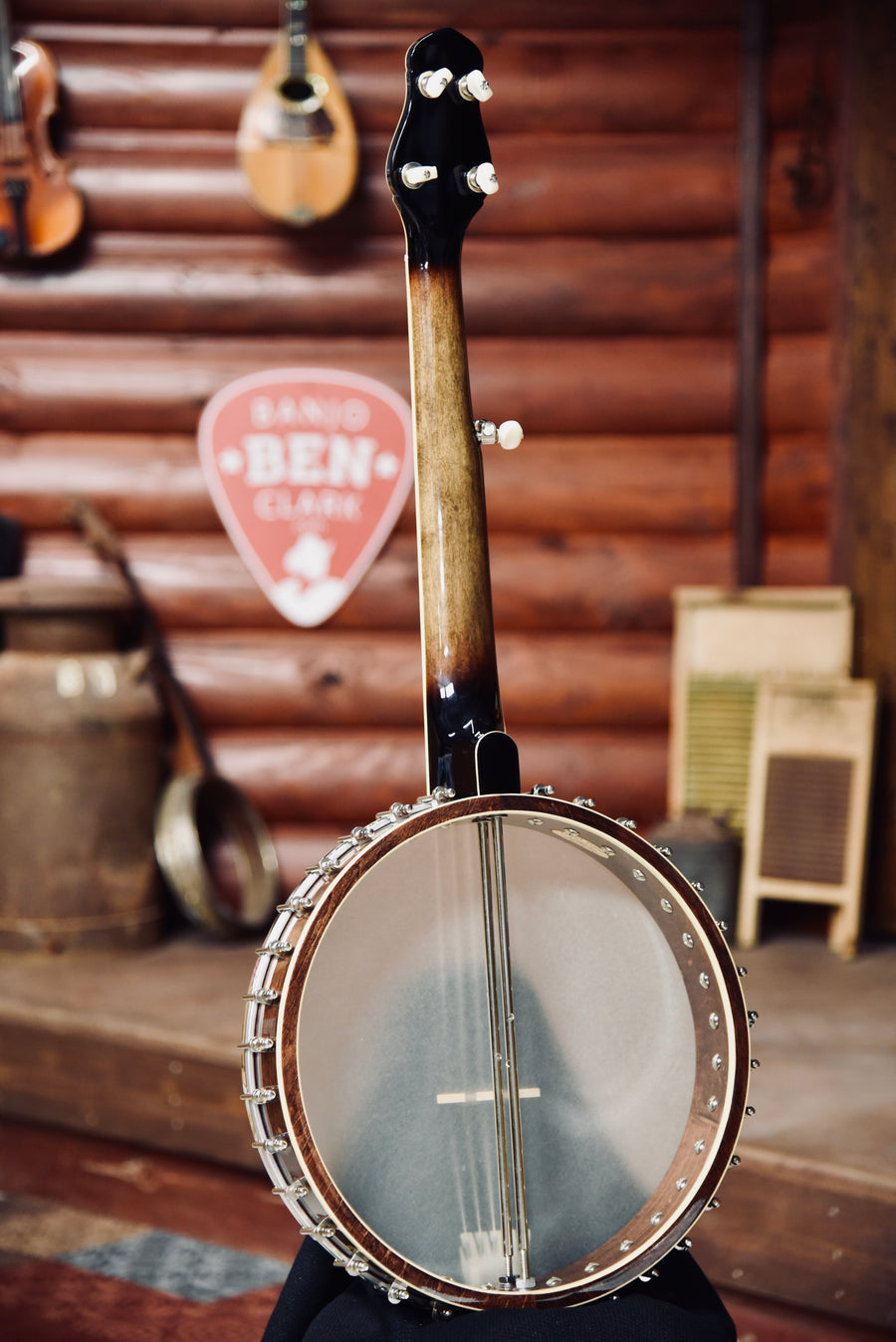 Gold Tone CEB-5 5-String Cello Banjo With Case