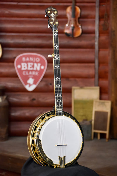 Gold Tone OB-250G/AT Arch Top 5-String Banjo With Case