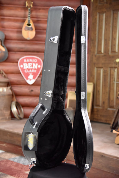 Guardian Hardshell Case for Resonator Banjo