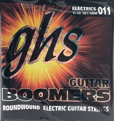 GHS Guitar Boomers Roundwound Electric Guitar Strings