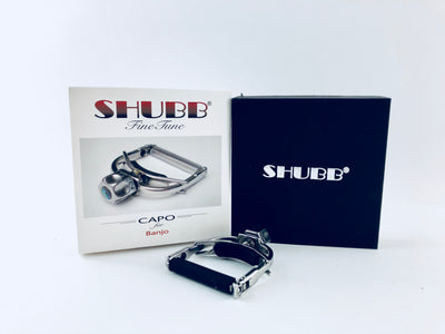 Shubb Fine Tune Capo for Banjo