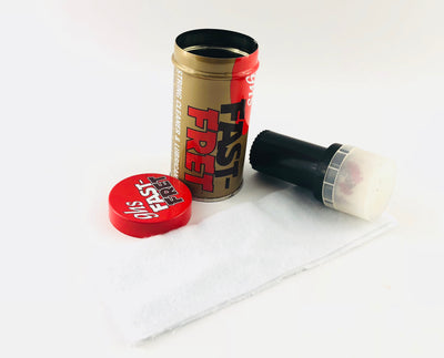 Fast Fret String Cleaner and Lubricant