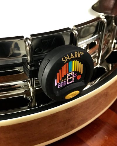 Snark Tuner Mount for 5-String Banjo