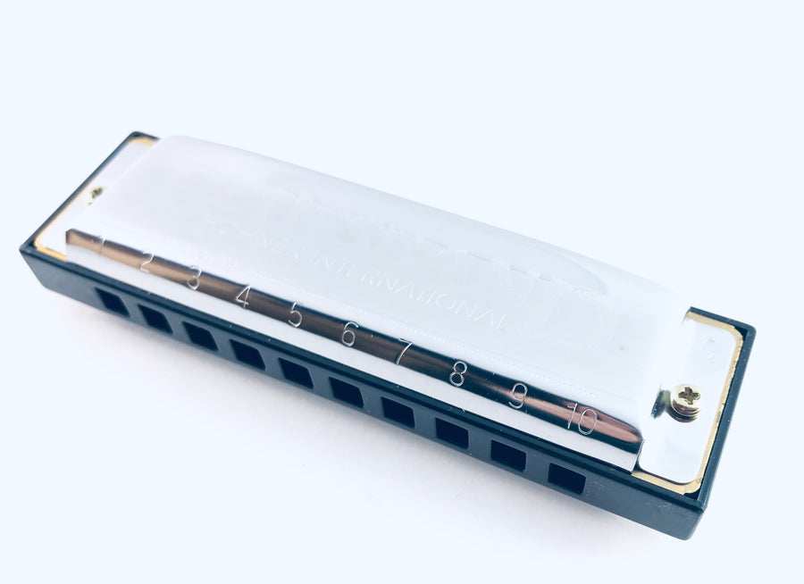 Hohner Blues Band Harmonicas - Available in Keys C, G, A
