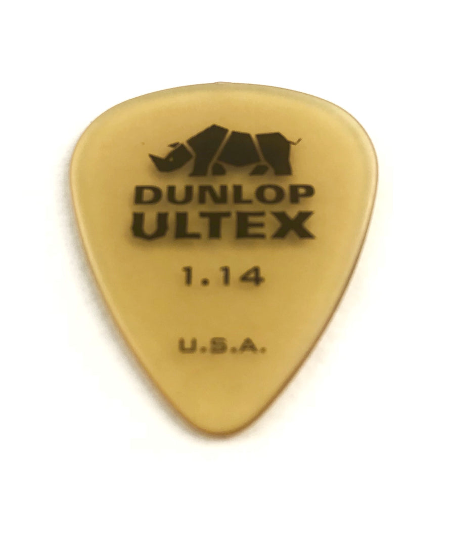 Dunlop Ultex 1.14mm Flat Pick