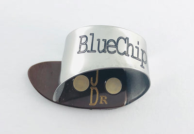 BlueChip JD Crowe Reso Style Thumb Pick (Thicker Blade)