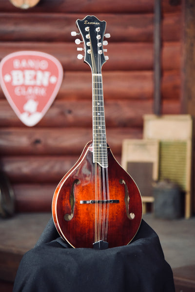 Pre-Owned Eastman MD605 A-Style Mandolin With Case
