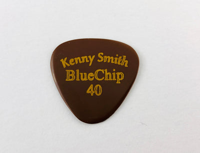 BlueChip Kenny Smith 40 Signature Flat Pick