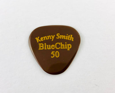 BlueChip Kenny Smith 50 Signature Flat Pick