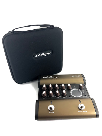 L.R. Baggs Venue DI Direct Box/Tuner/Preamp