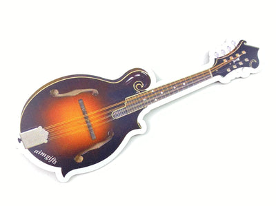 Bluegrass Instrument Magnet