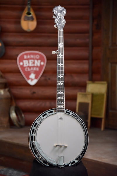 Morgan Monroe MNB-1W Bluegrass Banjo