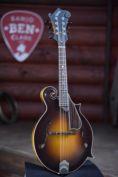 Northfield F5S F-Style Mandolin With Case