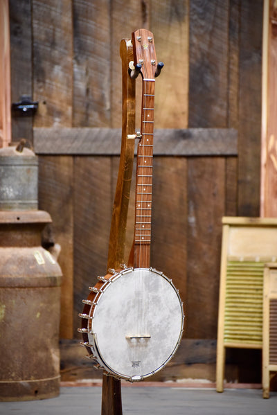 Bundle Deal - Gold Star GE-1 Old Time Prospector Openback Banjo