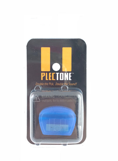 "Plectone Double-Pulse Guitar Pick ""Doubler"""