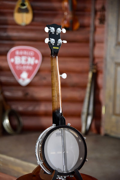 Gold Tone Plucky 5-String Banjo for Children or Travel