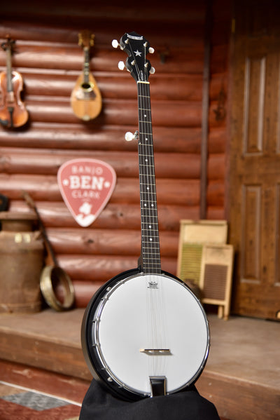 Morgan Monroe Rocky Top RT-B01 5-String Banjo With Resonator