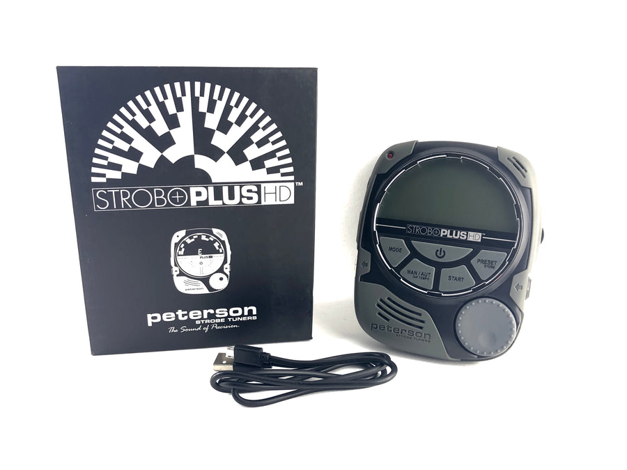 Peterson SP-1 Stroboplus HD Tuner