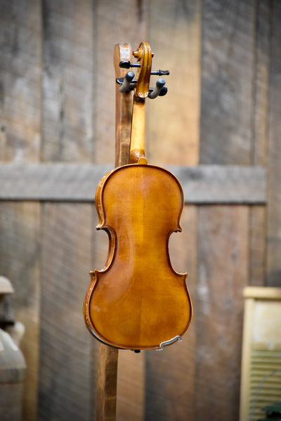 Cremona SV-130 Smaller Sized Fiddle/Violin Outfit With Case