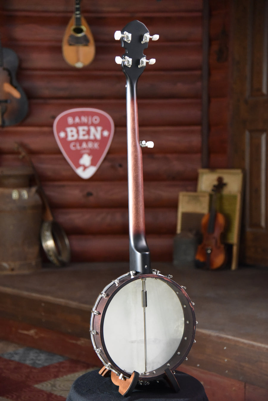 Savannah SB70 Open Back Banjo