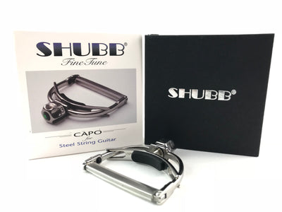 Shubb Fine Tune Capo for Guitar