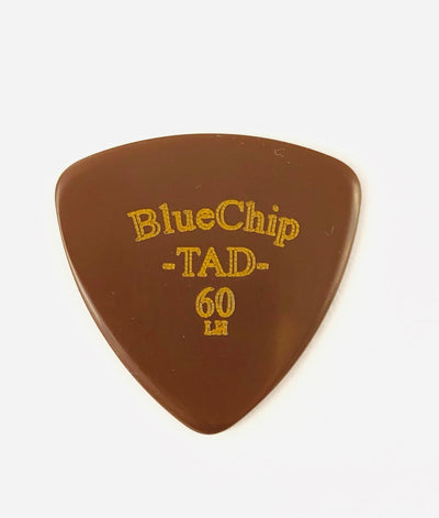 BlueChip TAD60 Flat Pick - Left Handed