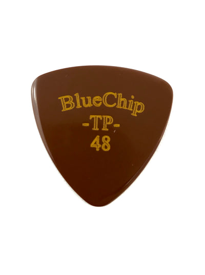 BlueChip TP48 Triangular Flat Pick