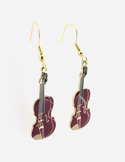Bluegrass Instrument Earrings (Choose Instrument)