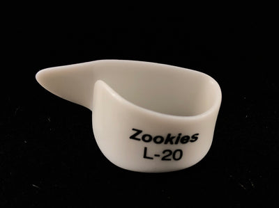 Zookie Angled Thumbpicks -  Large