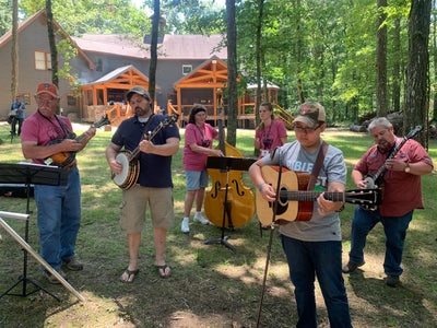 Banjo Ben's Cabin Camp - Kalispell, MT! June 24-26, 2021!