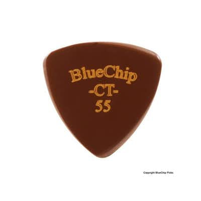 BlueChip CT55 Chris Thile Flat Pick