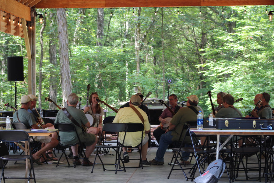 Banjo Ben's Cabin Camp! April 8-10, 2021!