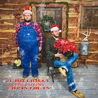 A Hillbilly Beatboxing Christmas CD