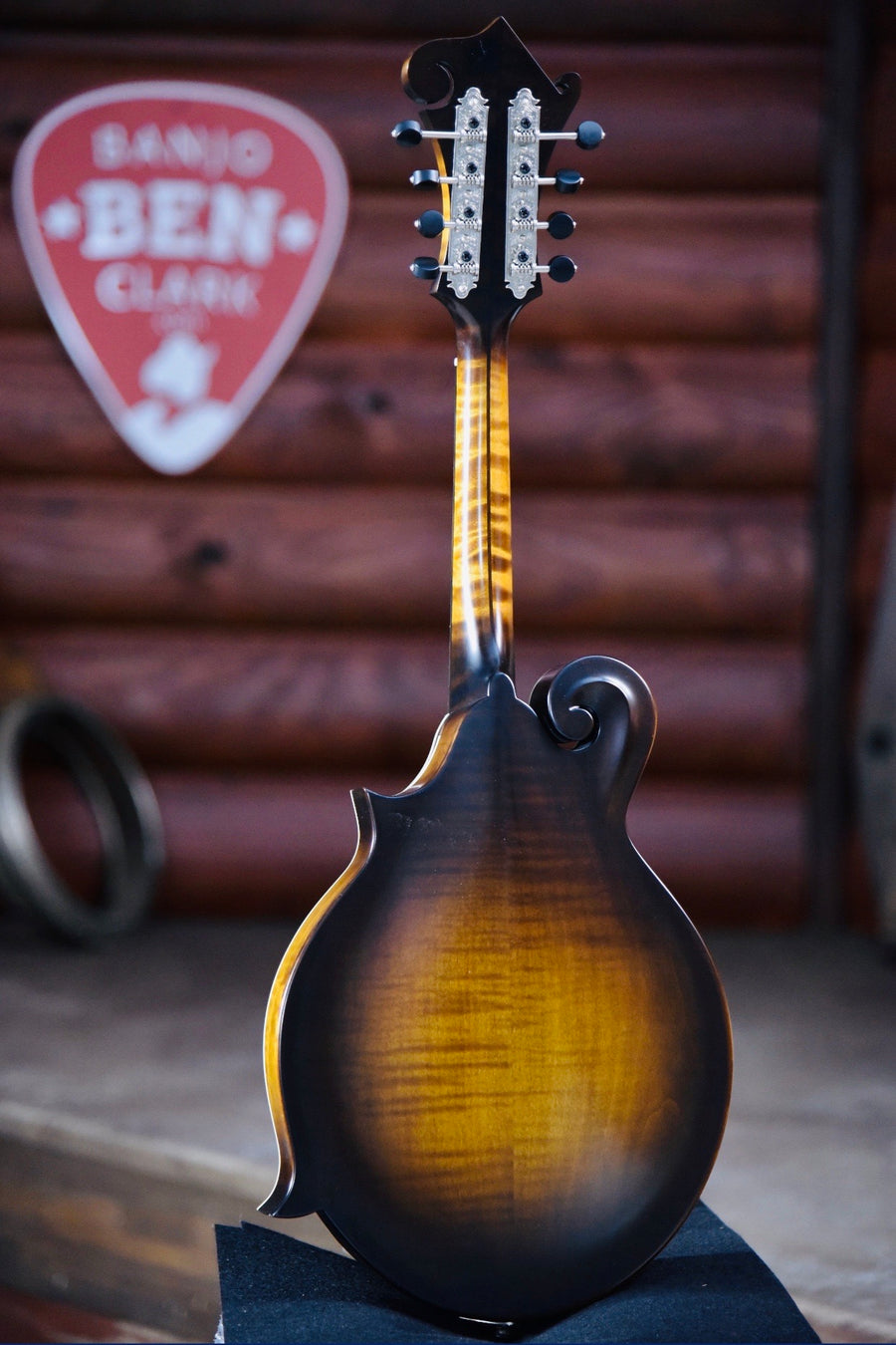 Northfield F5S Wide Nut F-Style Mandolin With Case