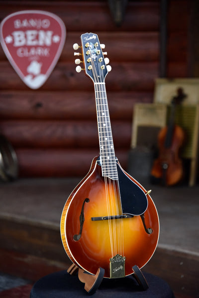 Kentucky KM-505 Artist A-Style Mandolin in Amberburst