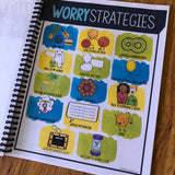 Worry Workbook: Worry Management Journal
