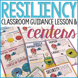 Resiliency Centers Classroom Guidance Lesson: Resilience Activity