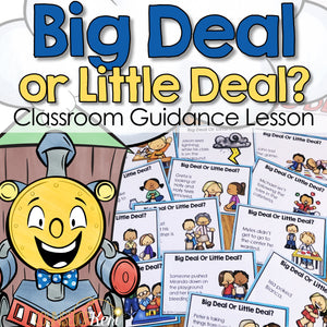Size of the Problem Activity Classroom Guidance Lesson: How Big is the Problem?