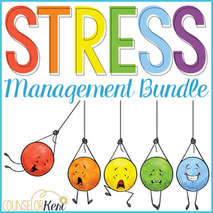 Stress Management Unit: Stress Management Activities, Lessons, and Games
